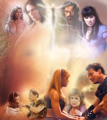 Xena & Ares - The Xena Library